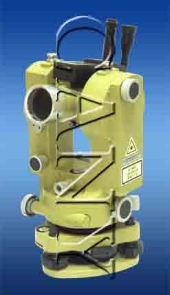 全站仪/经纬仪使用方法图解/经纬仪水平度盘